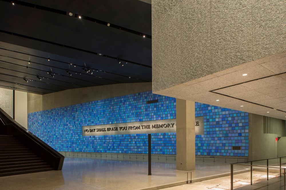 Structural Engineer - Rockey Structures  Artist - Spencer Finch  New York Art Installation