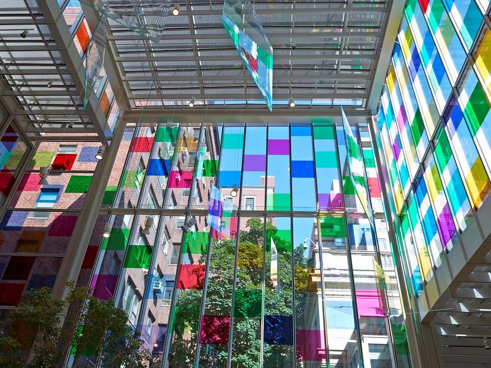Chicago Art Installation  Structural Engineer - Rockey Structures  Artist - Spencer Finch