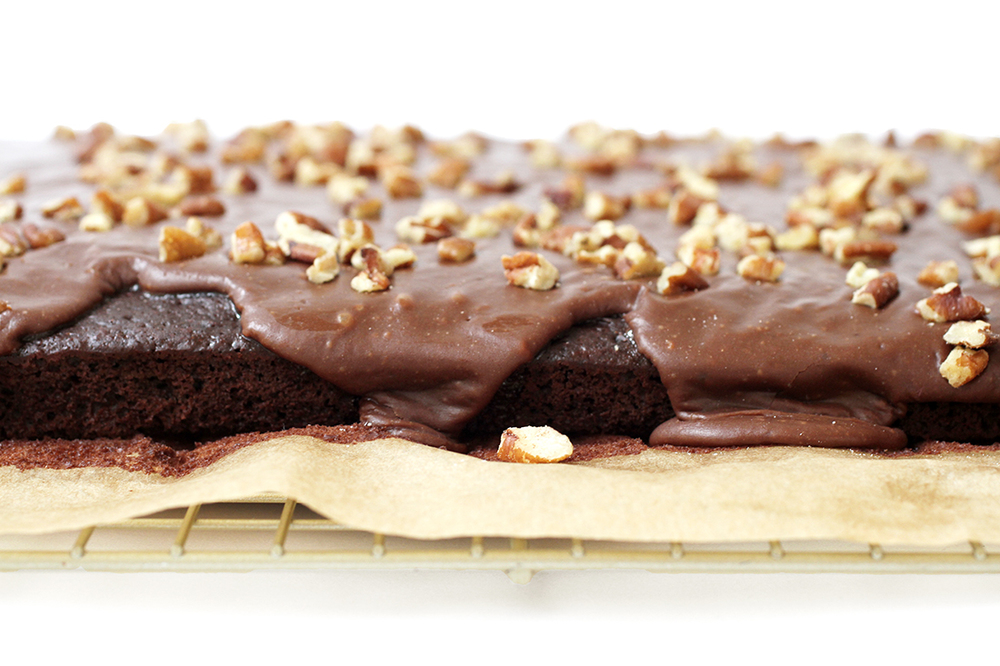 Sarah S Texas Sheet Cake Miss Jones Baking Co