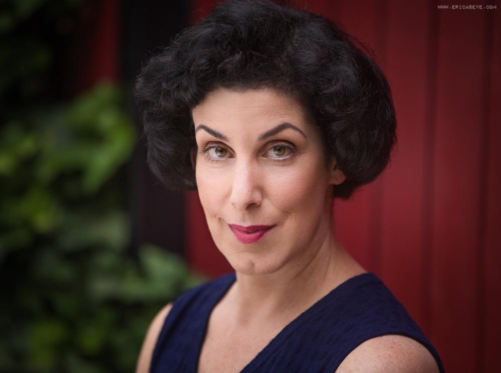 Linda Ann Eknoian, SAG-AFTRA Actress by Top Headshot Photographer in Boston Erica Derrickson