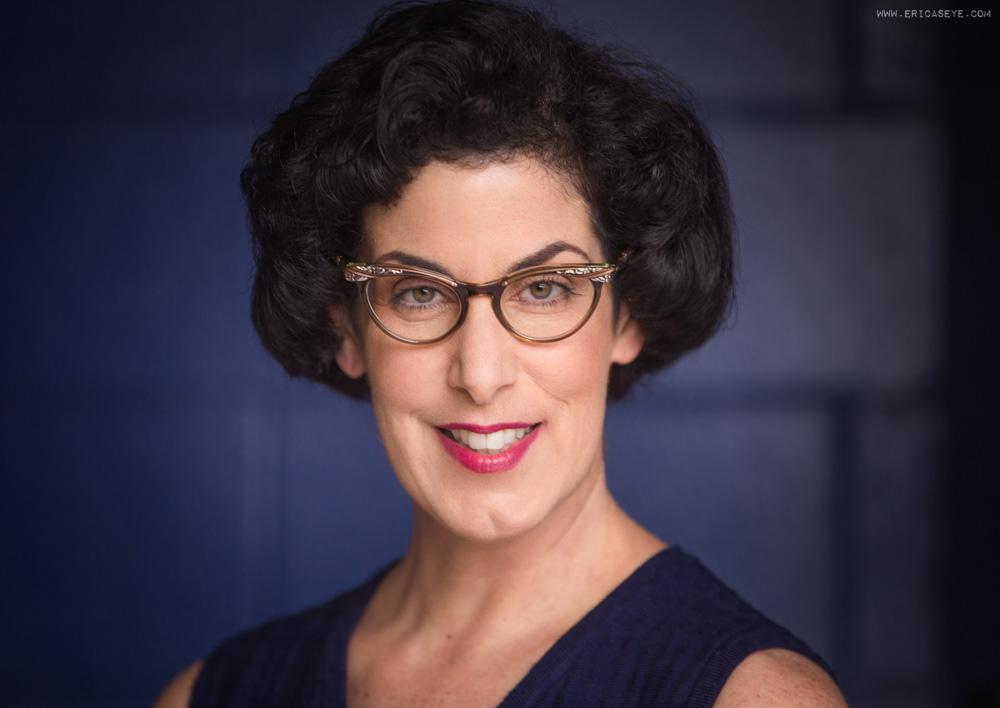 Linda Ann Eknoian, SAG-AFTRA Actress by Boston headshot photographer Erica Derrickson