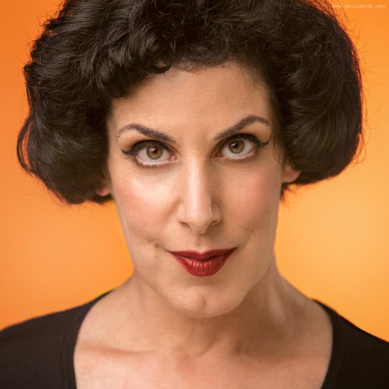 Linda Ann Eknoian, SAG-AFTRA Actress by Best of Boston Headshots photographer Erica Derrickson