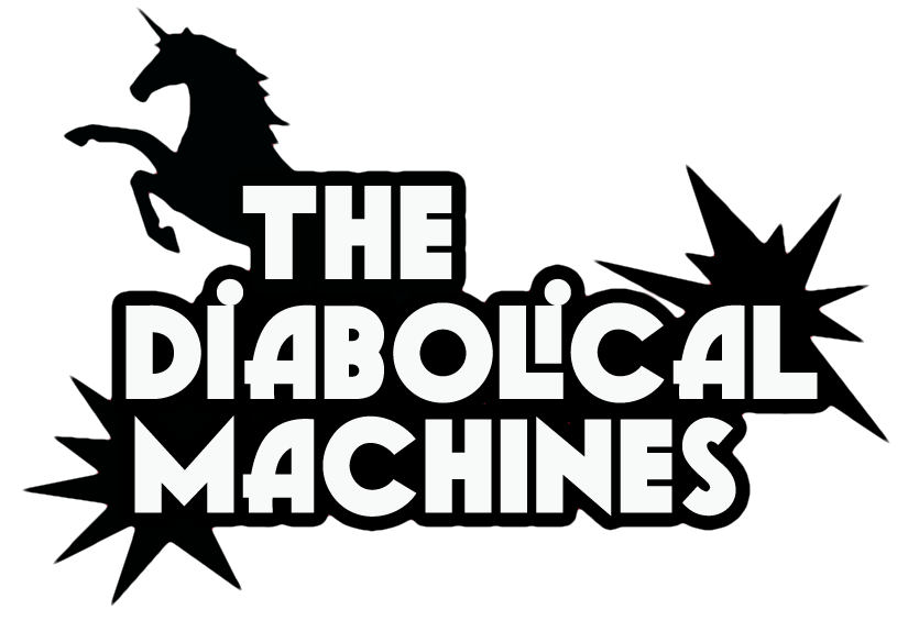 The Diabolical Machines | Indie Power Pop