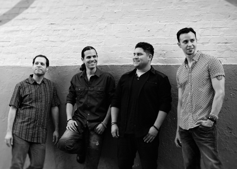 Ocho de bastos, latin rock June 6, 6:30-8:00 PM