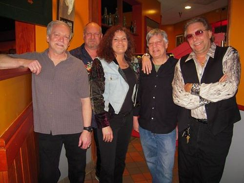 the sandra dean band, classic rock june 20,  6:30-8:00 PM