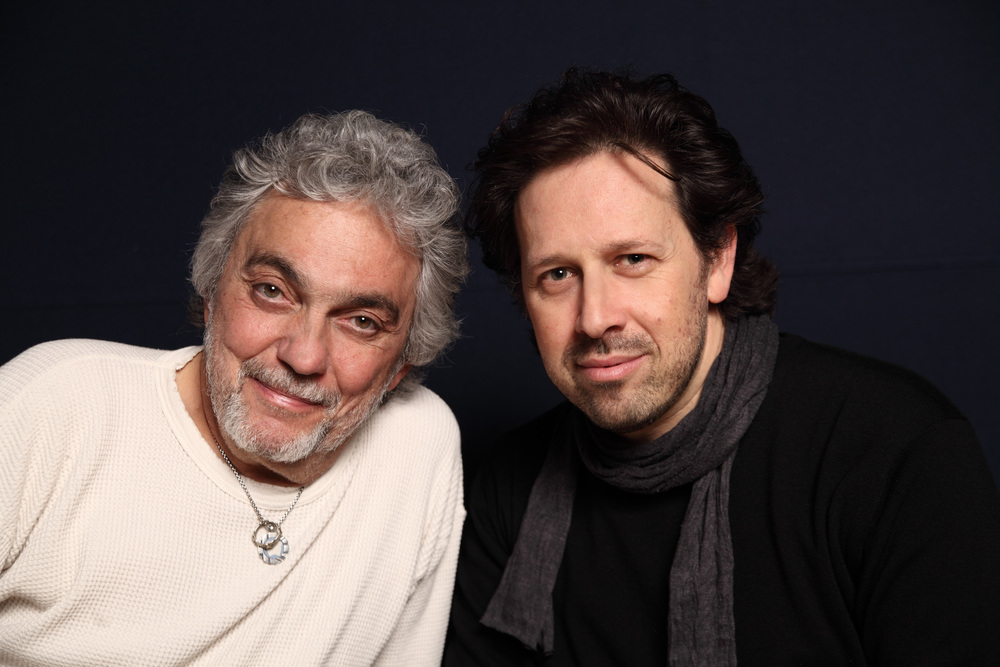 "In the studio with Steve Gadd during the recording of Joe Sample's album ""Children of the Sun"". Photo by Steven Haberland ©"