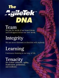 AgileTek DNA