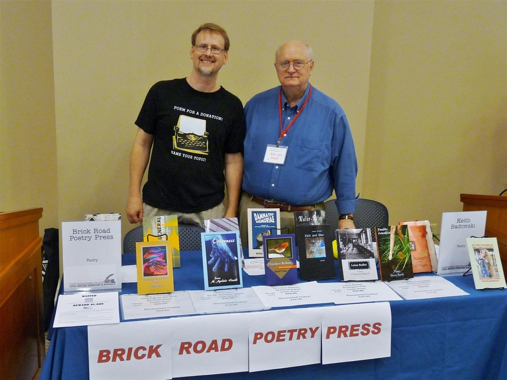 Keith Badowki & Ron Self, Editors & Founders