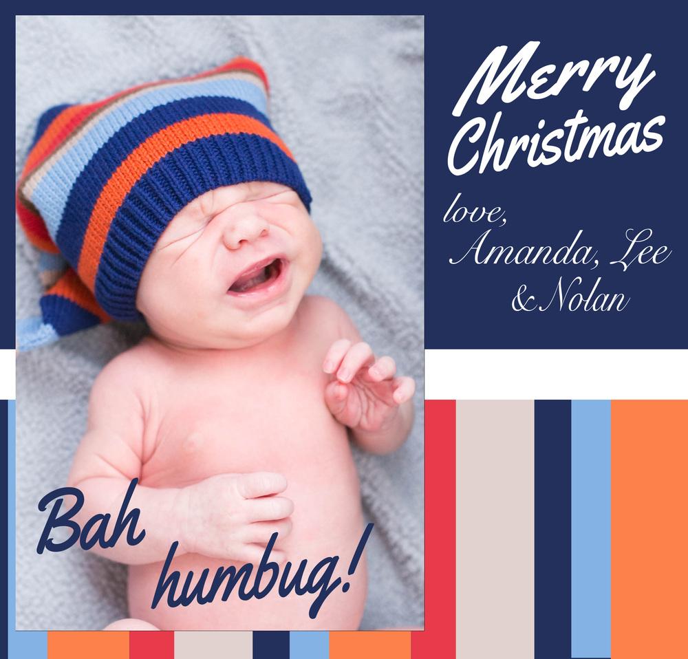 Christmas Card idea? WHY NOT!