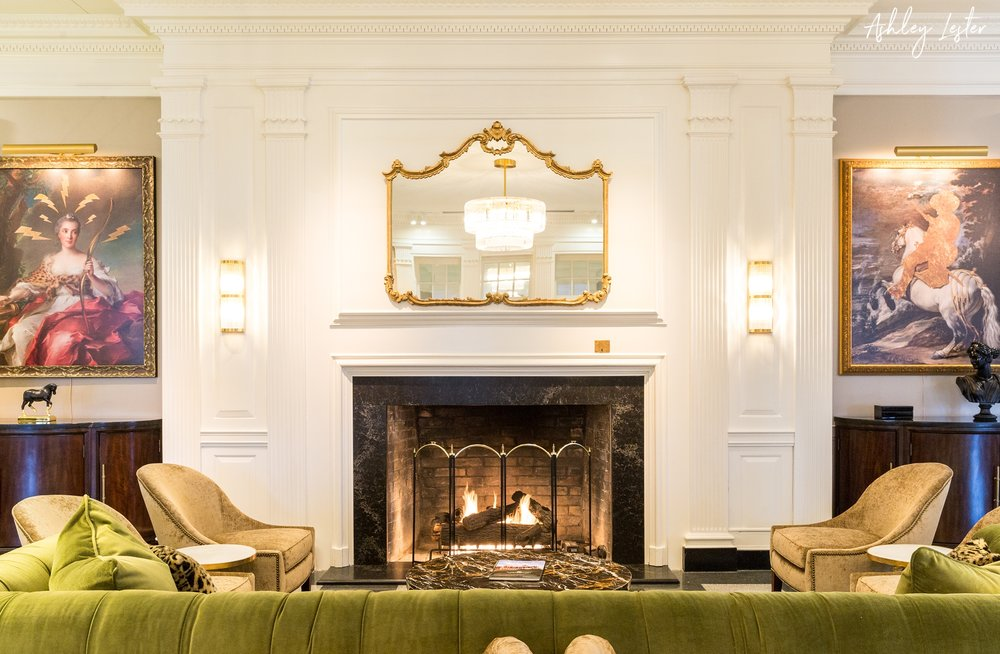 The Raleigh Room - The Cavalier Hotel in Virginia Beach