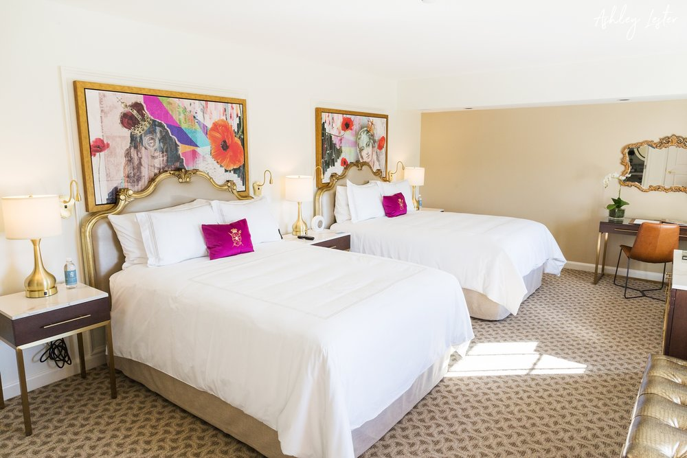 Standard Guest Room - The Cavalier Hotel in Virginia Beach