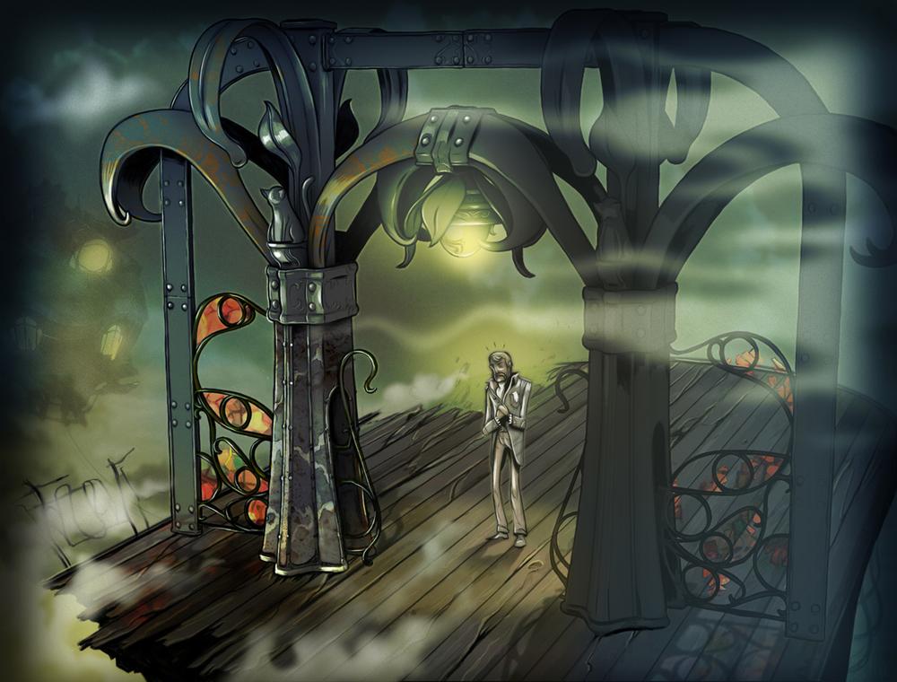 Wind Shadow / Nouveau Arch Concept