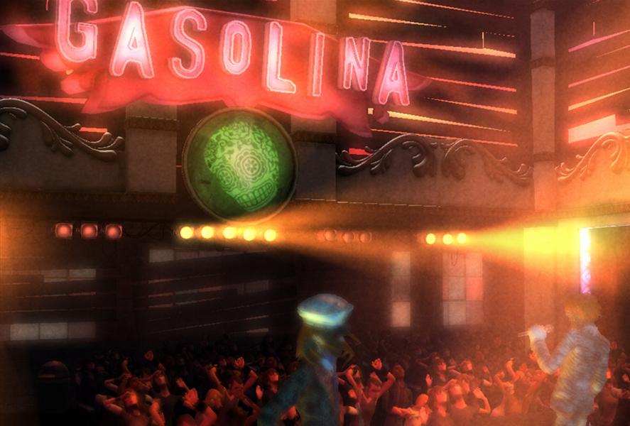 Gasolia Venue