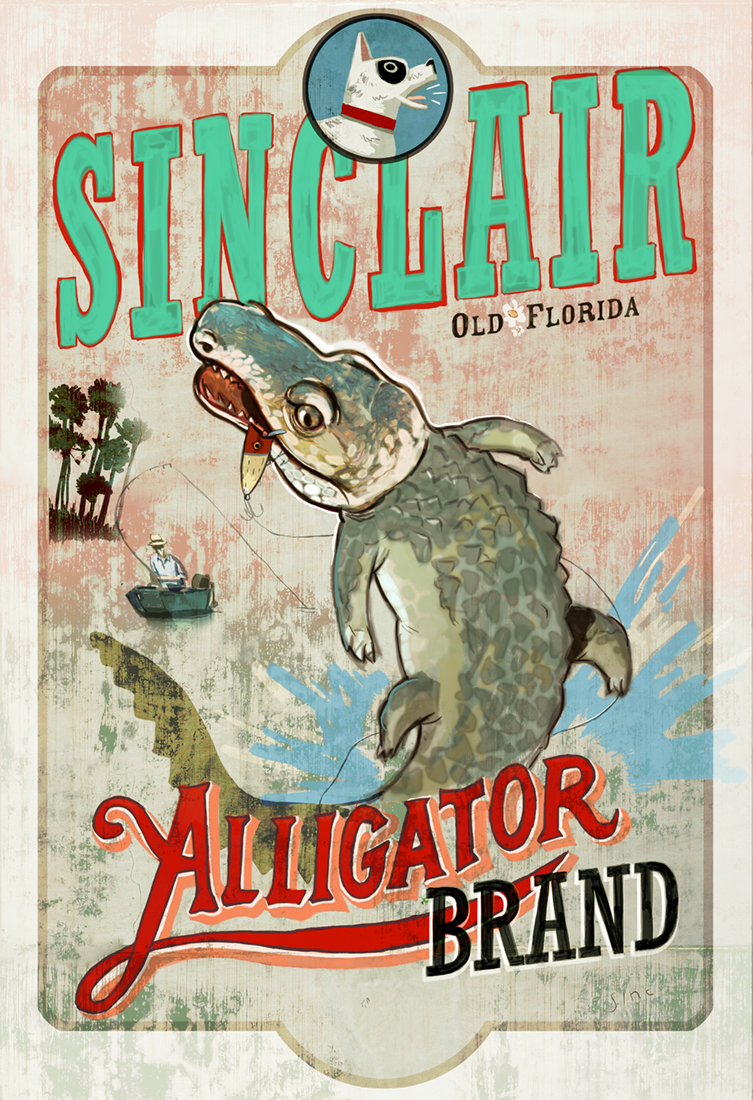 Sinclair Bait © SINC