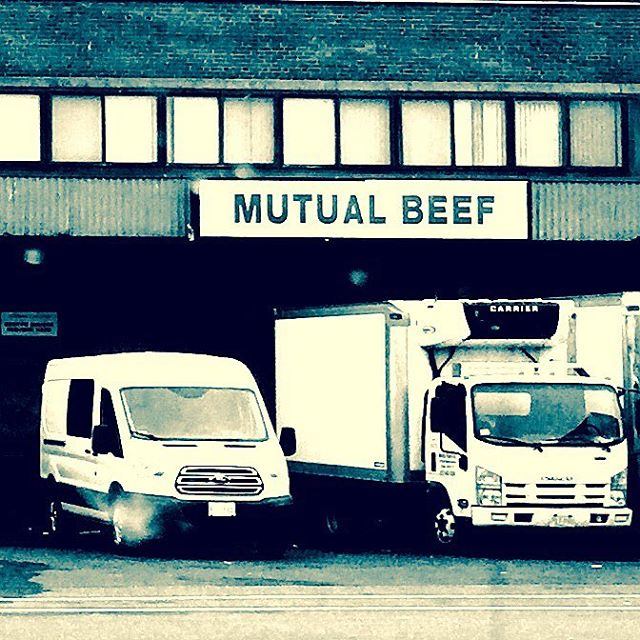 You and I, we got beef.