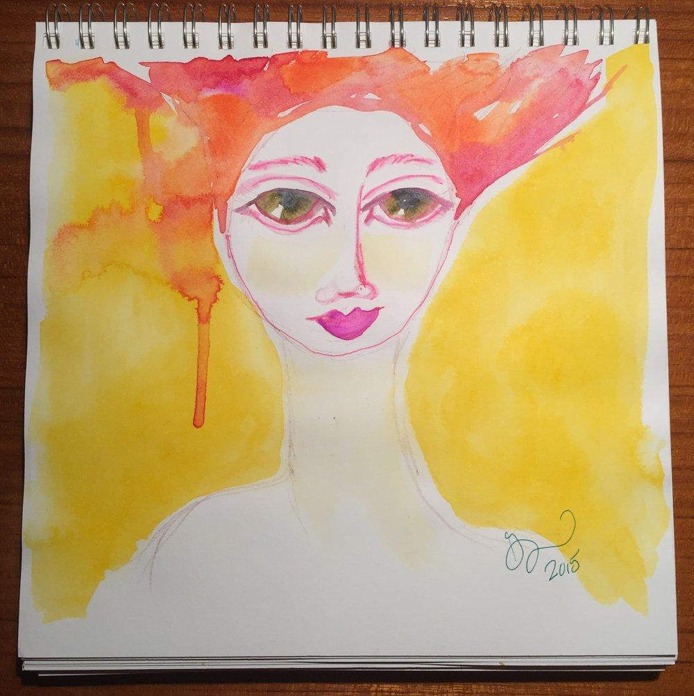 Bright Lady