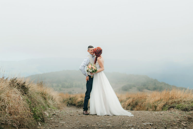 The Best Places To Elope In Western North Carolina Amelia Fletcher