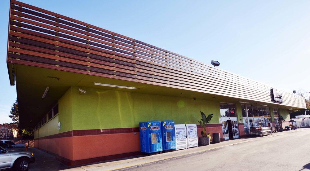 Supermarket Facade Improvement