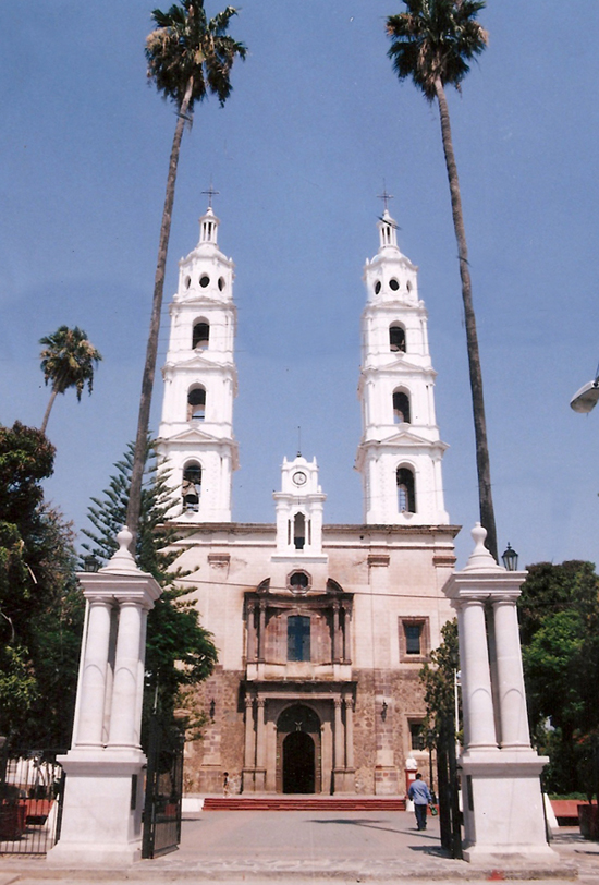 San Francisco de Asisi Church, 1836
