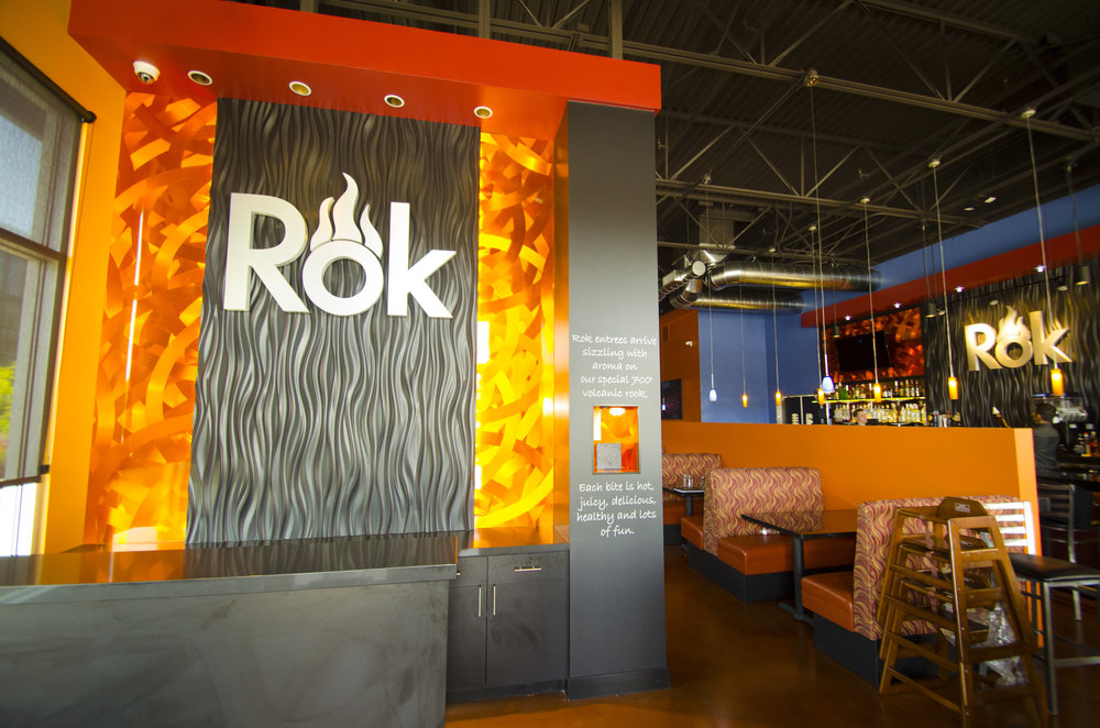 ROK Steakhouse & Grill