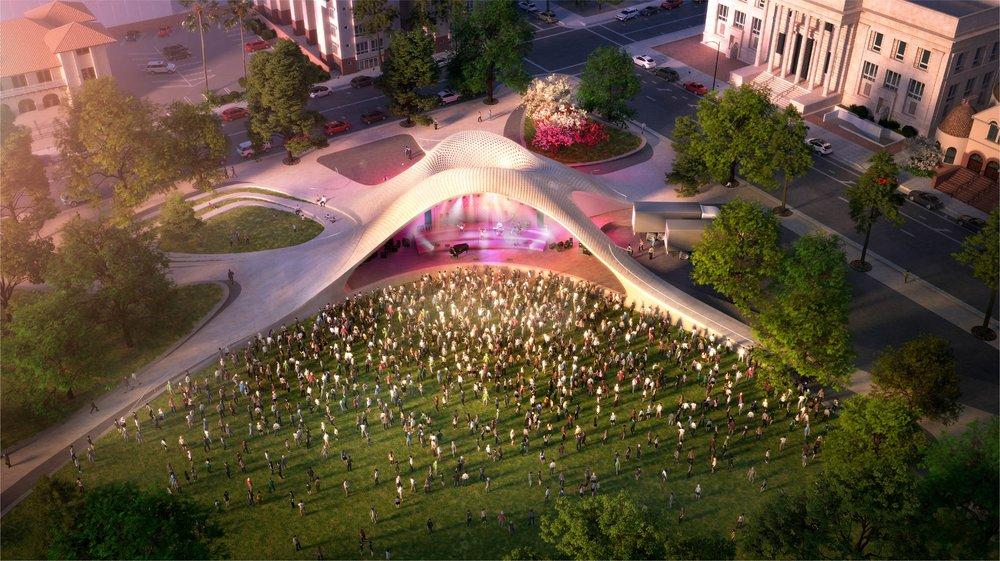 St. James Park Design Competition