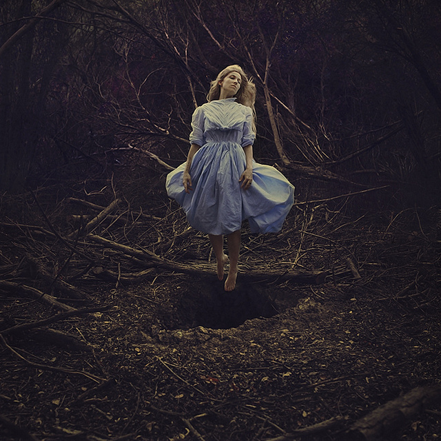 Sleeping Hollow - Brooke Shaden Photography