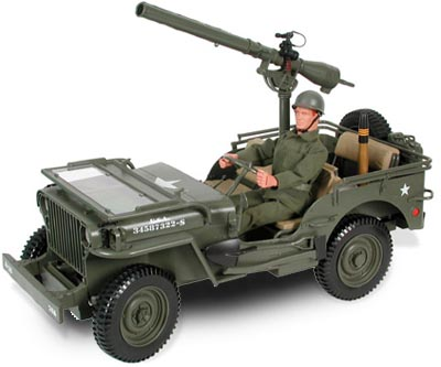 Photo: 1:6 Scale Willys MB Toys (http://cj3b.info/Toys/SOTWToys.html)