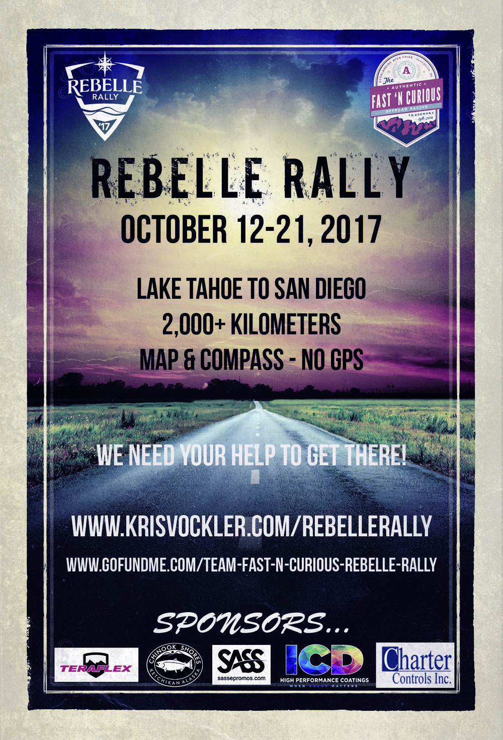 Road to the Rebelle Rally; Next Stop - Jeep Jamboree Tillamook ...