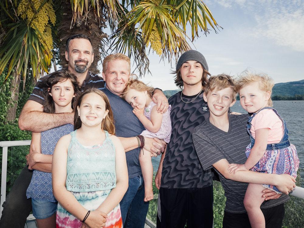 Mason Family - June 2018