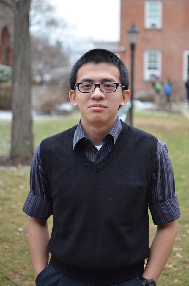 TREASURER/FUNDRAISING - PETER NGUYEN '18 MAJOR - CIVIL ENGINEERING -
