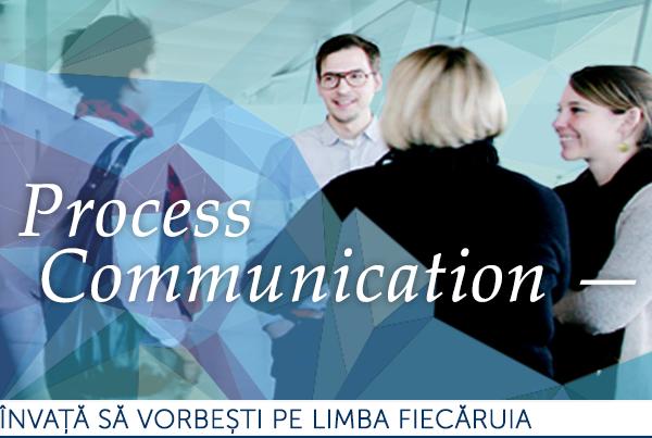Cum comunici este la fel de important ca ceea ce comunici, mai ales când trebuie să te faci înţeles de oameni cu personalităţi diferite de a ta. Modelul Process Communication® a fost dezvoltat în anii '70 de Dr Taibi Kahler, psiholog clinician, care a studiat, secundă cu secundă, tiparele comportamentale ale oamenilor. Zeci de mii de oameni din întreaga lume şi-au îmbunătăţit comunicarea, viaţa profesională şi relaţiile interpersonale cu ajutorul acestui model. – Acum poţi s-o faci şi tu.