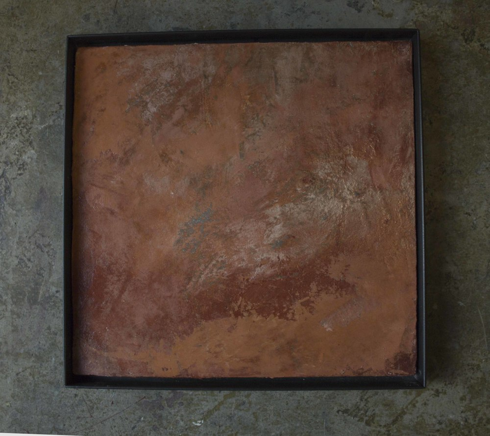Red Earth Tray
