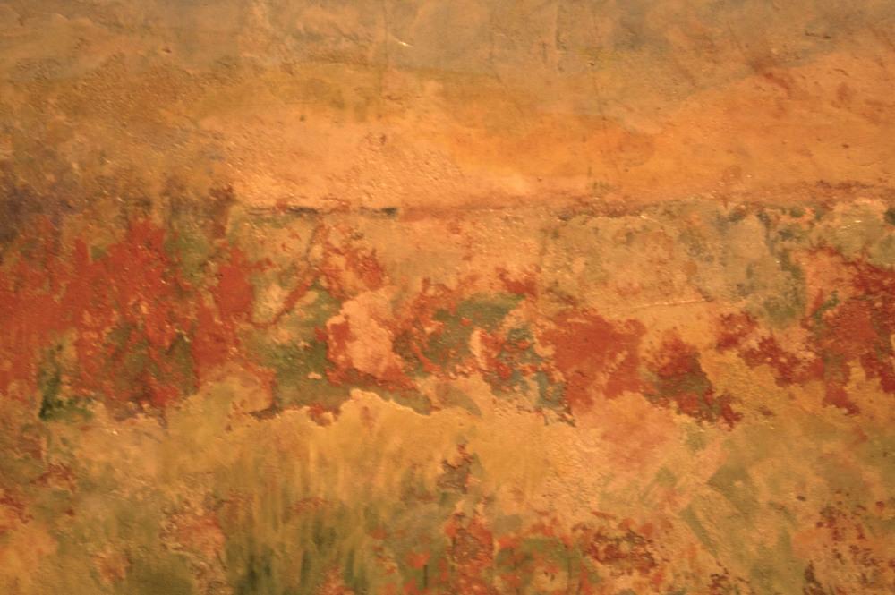 Impressionist Floral, detail