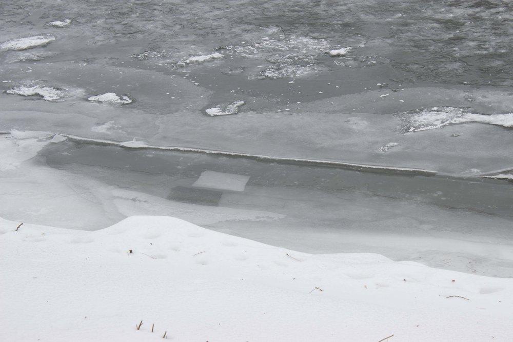 Ice White River 2