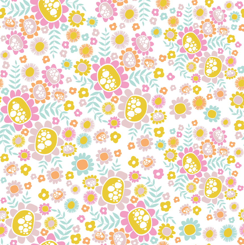 buttercup multicolor floral pattern full repeat nonna illustration design.png