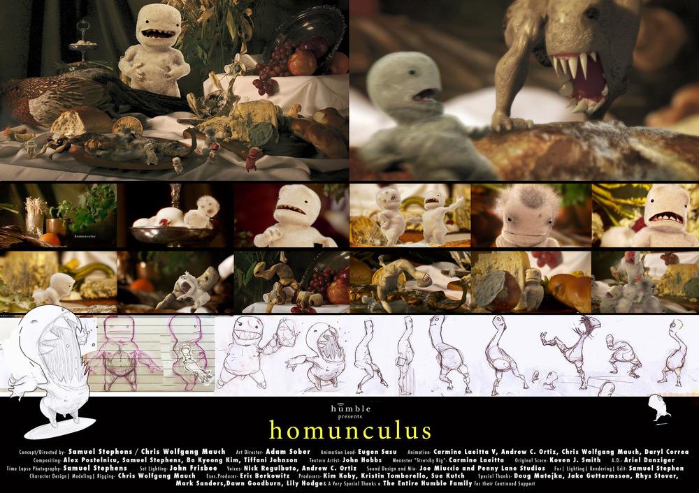 homomonculus