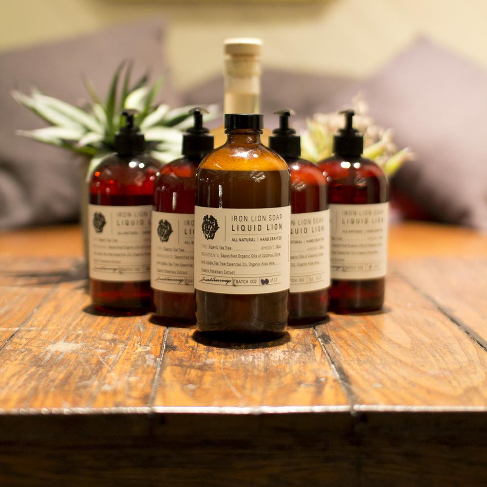 ILS Natural Soap Shop - Liquid Soap