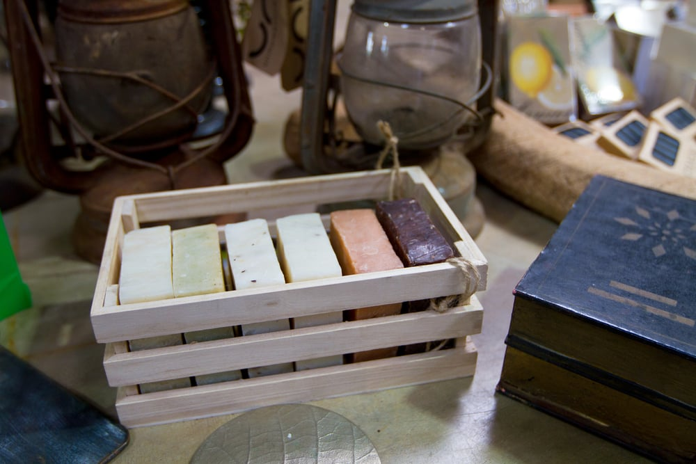 ILS Natural Soap Shop - The Arsenal Mix and Match