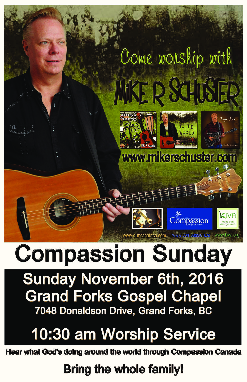 Mike Promo Poster 11x17 - GFGC Sunday Nov 2016.jpg.jpg