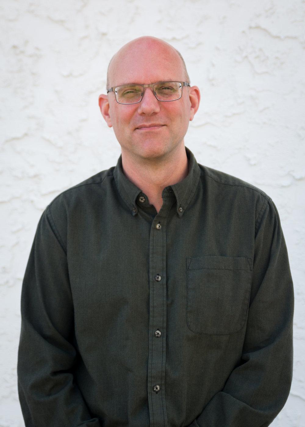Pastor Doug Dunbar