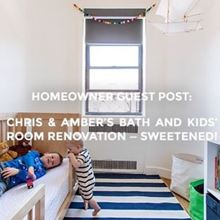 Sweeten Home's second feature of our Ditmas, Brooklyn apartment t renovation is up - link in bio. #sweetenhome #brooklynapartments #homerenovation #homedesign #ditmaspark #sweetspacenyc
