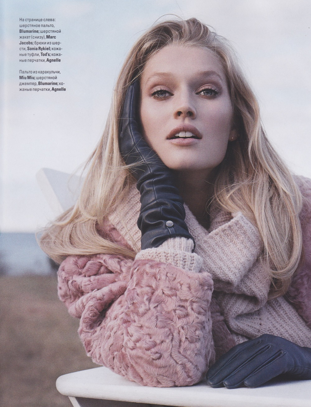 toni garrn photo shoot for vogue ukraine by benny horne and county fair productions 2