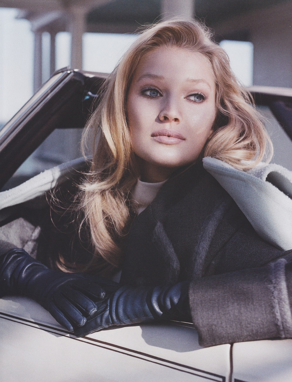 toni garrn photo shoot for vogue ukraine by benny horne and county fair productions 4