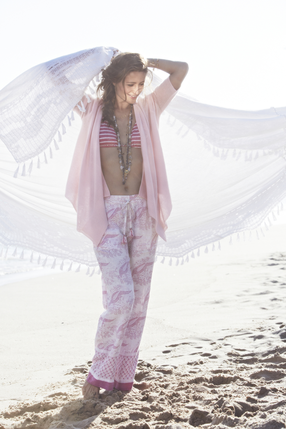 noot photo shoot for calypso st barth in the hamptons 11