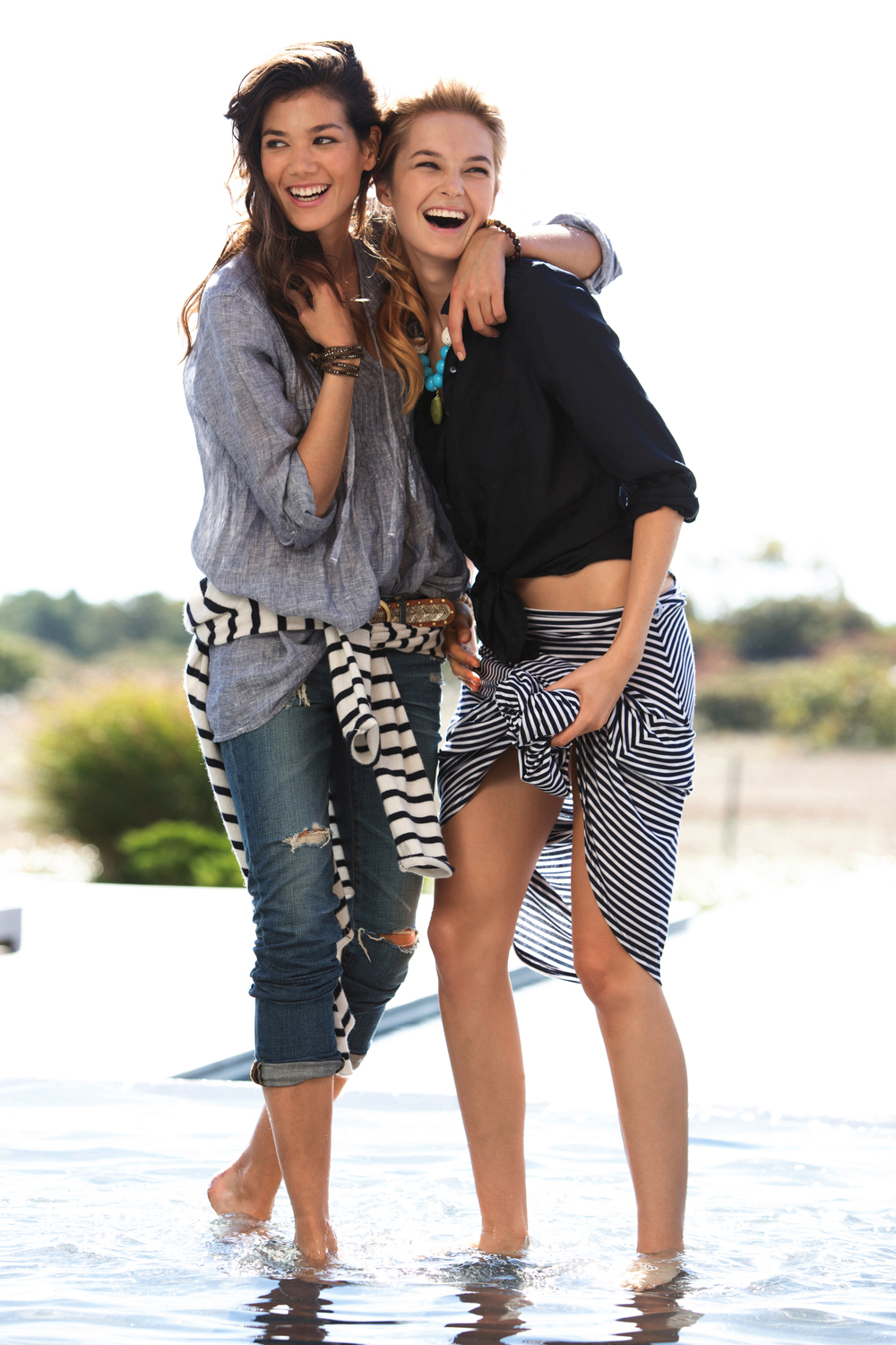 noot photo shoot for calypso st barth in the hamptons 16