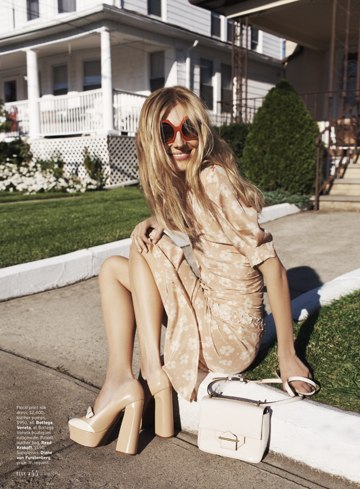 elle magazine work by benny horne and grace cobb in the rockaways 1