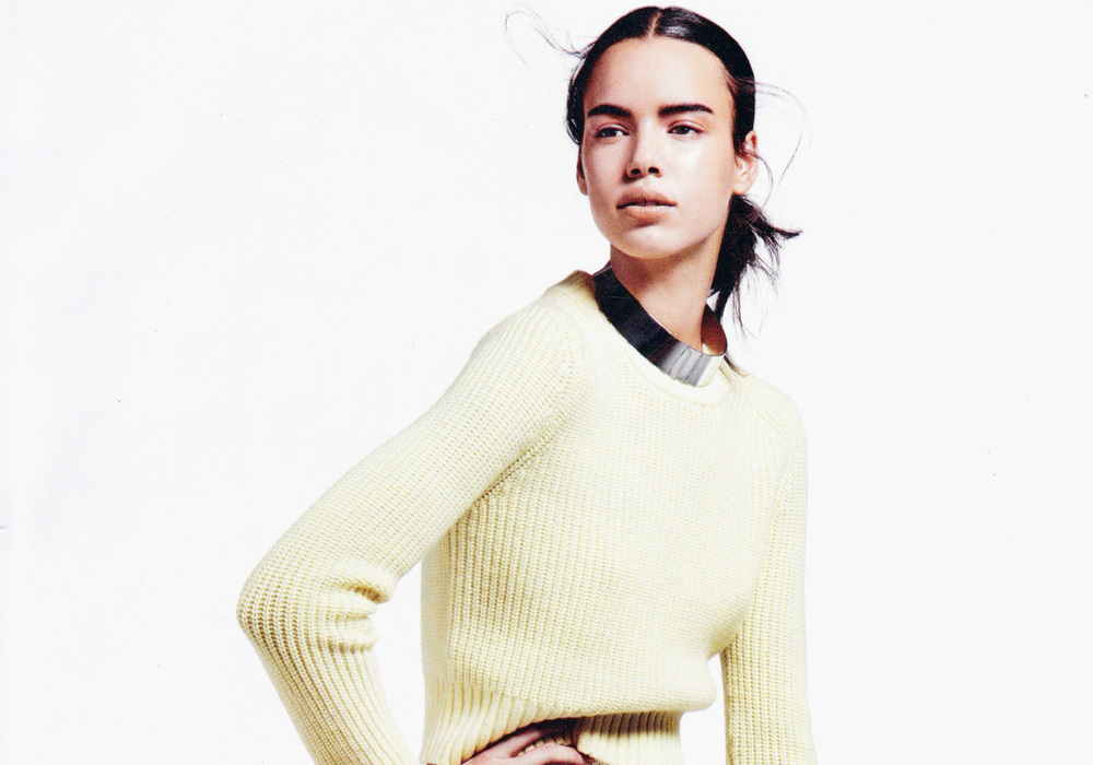 glamour magazine pastel perfect by nicolas moore