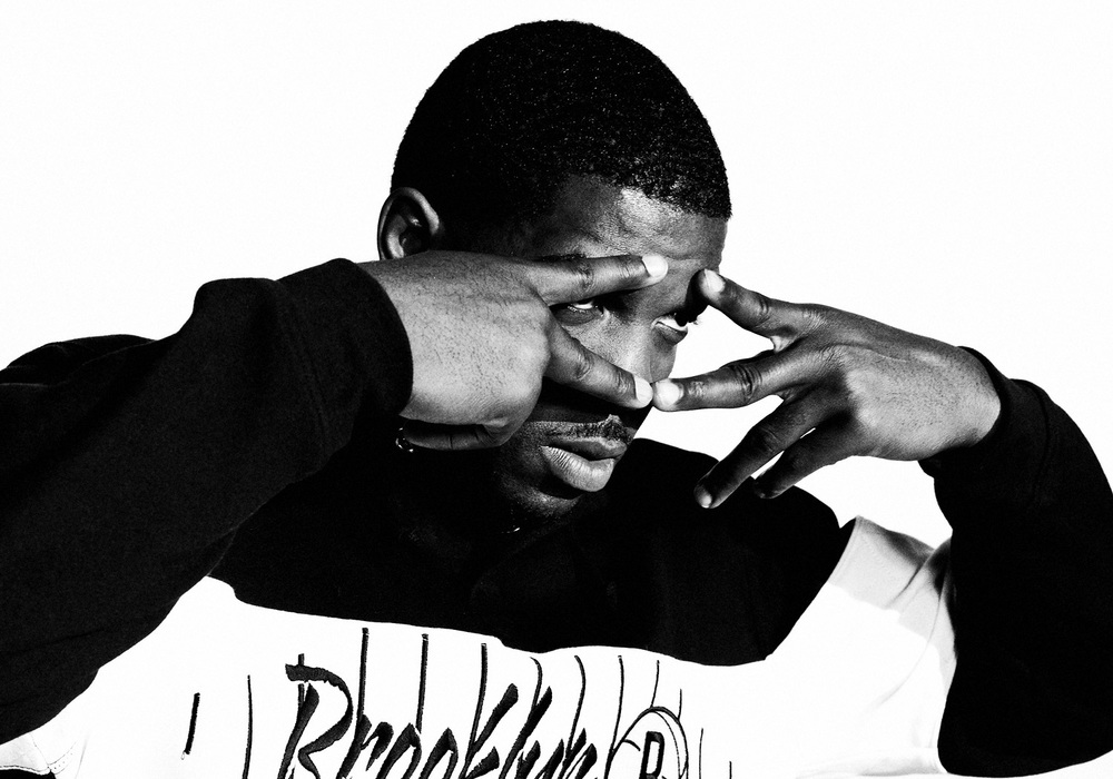 Joe Johnson of the Brooklyn Nets for Brooklyn Magazine