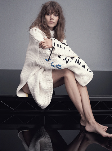 freja for russh magazine by benny horne 2