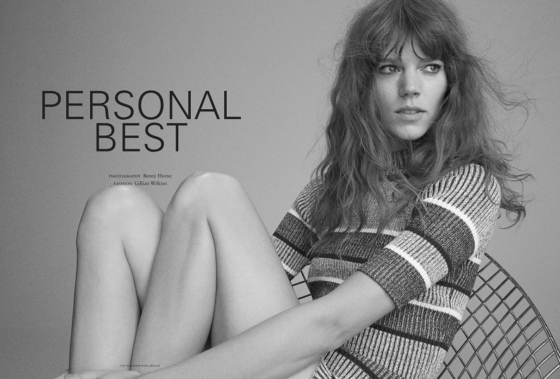 freja for russh magazine by benny horne 1